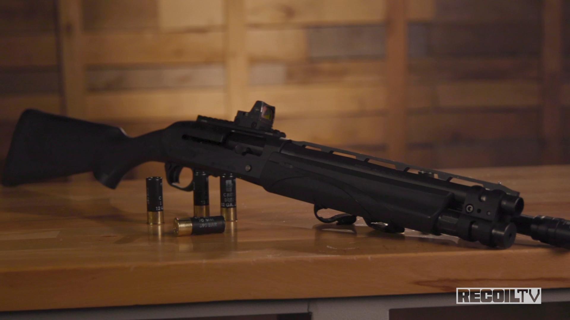 Tac 12 shotgun real