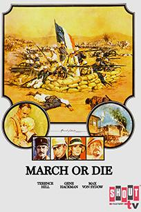 March or Die on FREECABLE TV