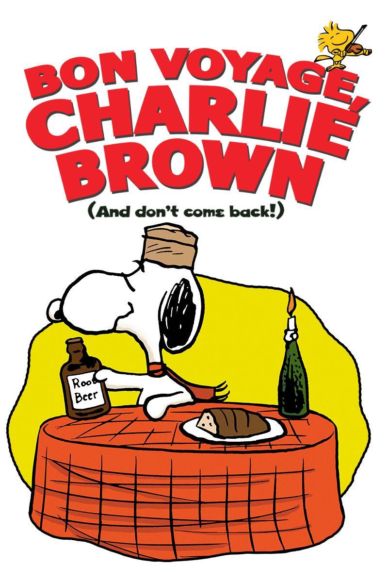 Bon Voyage Charlie Brown on FREECABLE TV
