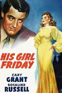 His Girl Friday on Free TV App